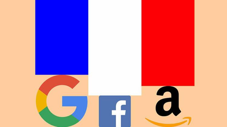 Fransa teknoloji şirketlerinden yüzde 3 vergi alacak