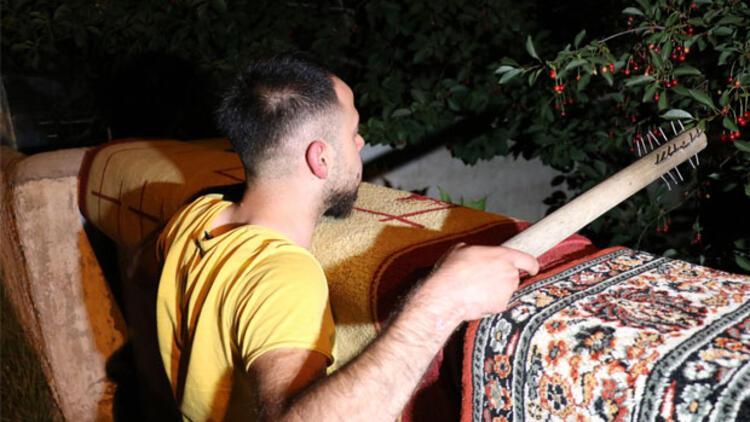 Mahalleli esrarengiz 2 kişi için nöbette: 'Uyumaya korkuyoruz'