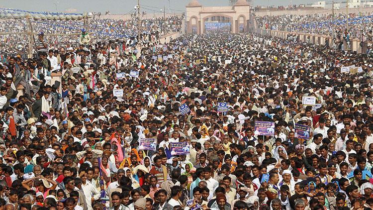 Dünya nüfusu 2055'te 10 milyarı bulabilir
