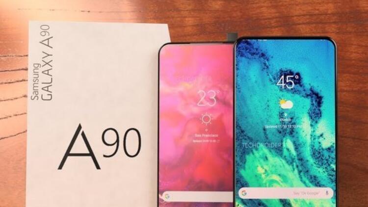 Samsung Galaxy A90 performans testi sonuçları yayınlandı