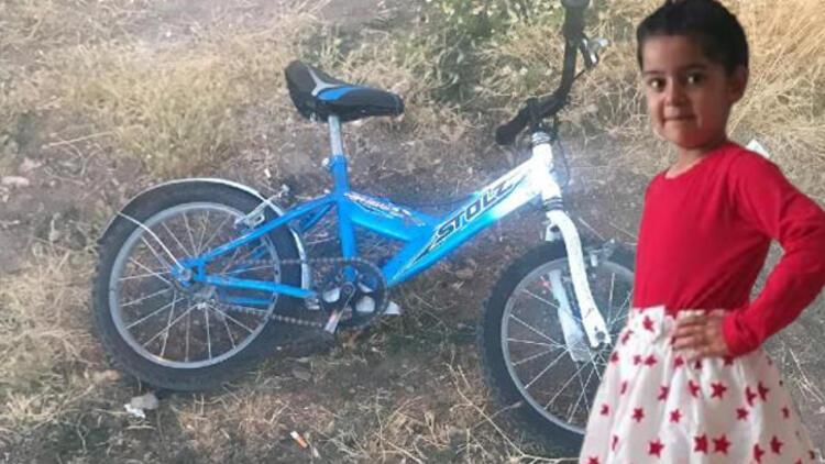 Bisiklet sürerken traktörün çarptığı Hazal öldü