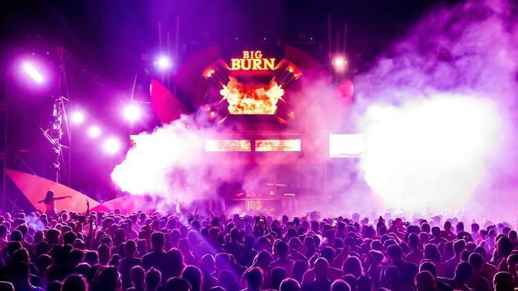Big Burn İstanbul festivali gün sayıyor