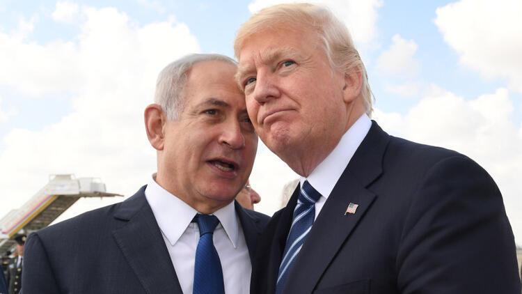 Trump ile Netanyahu İran'ı görüştü
