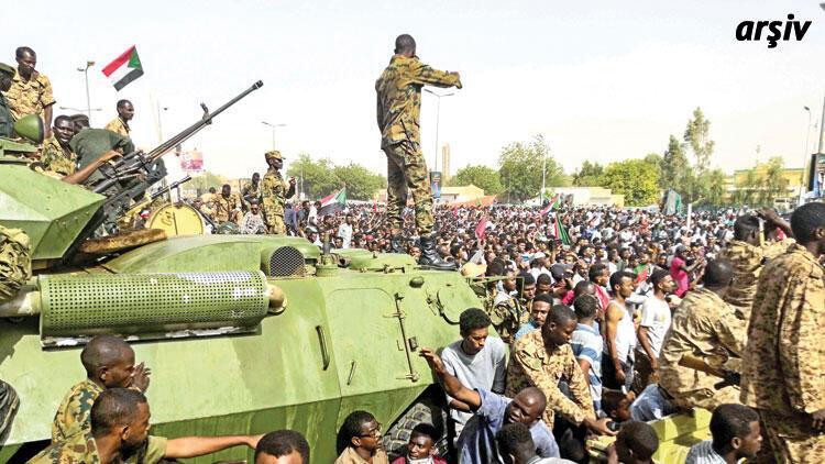 Son dakika... Sudan'da darbe girişimi engellendi