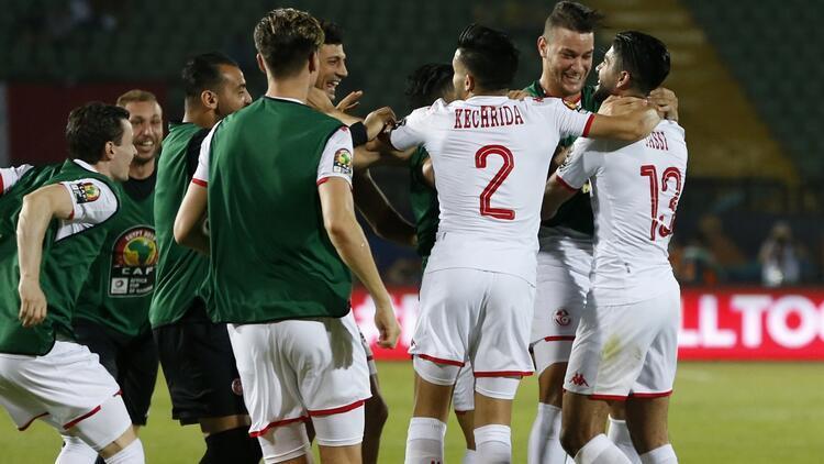 Senegal'in yarı finaldeki rakibi Tunus oldu