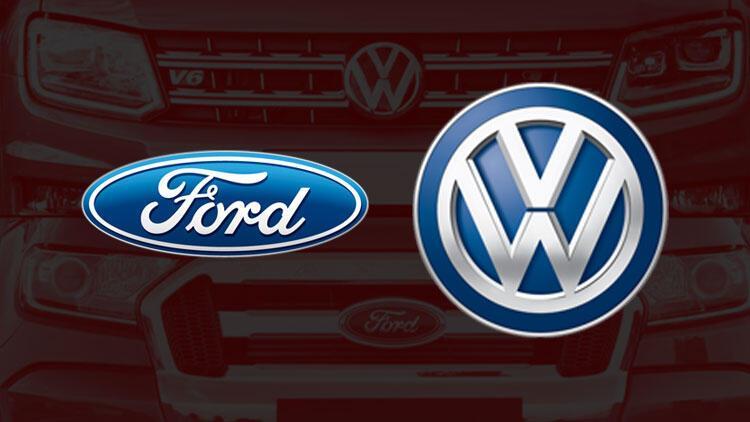 """Volkswagen'den Ford ile """"otonom araçlar"""" ittifakına yeşil ışık"""