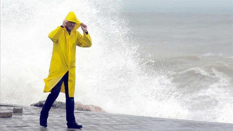 Meteoroloji'den kuvvetli yağış uyarısı -Bugün hava nasıl olacak?
