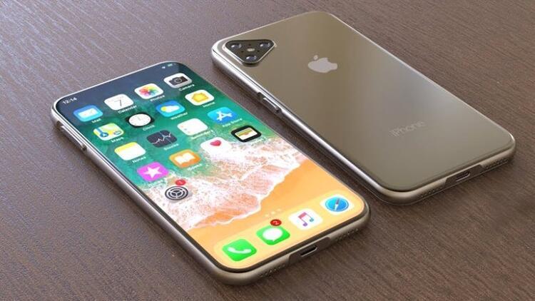 Yeni iPhone'ların ekranında çentik olmayacak