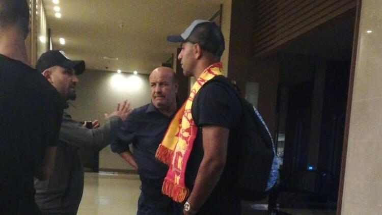 Aymen Abdennour, Kayseri'ye geldi! | Transfer haberleri...