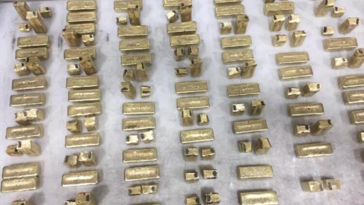 'Hileli altın' operasyonu: 10 gözaltı