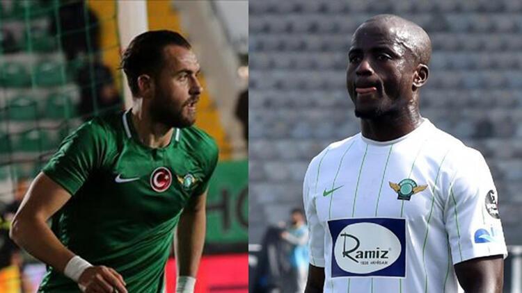 Akhisarspor'da Dany ve Cikalleshi belirsizliği! | Transfer haberleri...