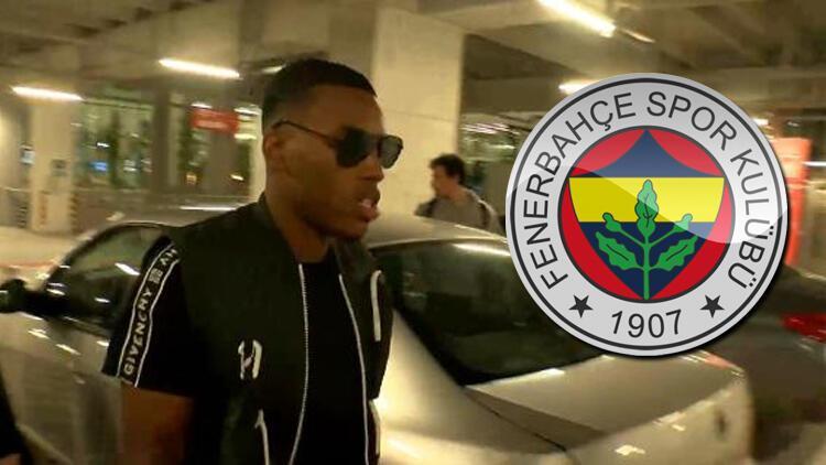 Son Dakika: Fenerbahçe'nin transferi için anlaştığı Rodrigues'in sözleşme detayı...