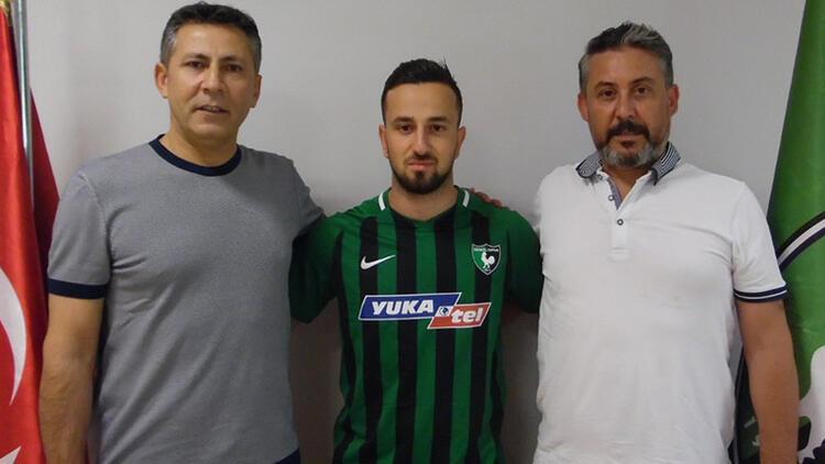 Son dakika transfer haberleri | Beşiktaş, Sedat Şahintürk'ü Denizlispor'a kiraladı