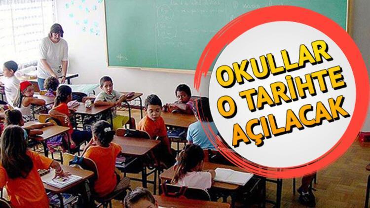 Okullar ne zaman açılacak? MEB 2019-2020 eğitim öğretim takvimi