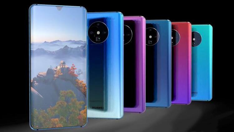 Huawei Mate 30 Pro nasıl olacak? İşte özellikleri