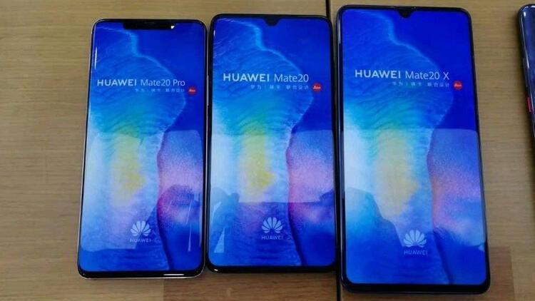 Huawei'nin sürpriz telefonu gün yüzüne çıktı!