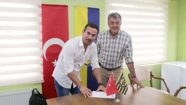 Tarsus İdmanyurdu'nda Ergün Penbe dönemi! | Transfer haberleri...