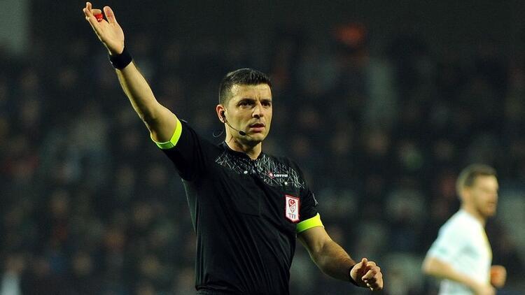 UEFA'dan Ümit Öztürk'e görev! Avrupa Ligi'nde....