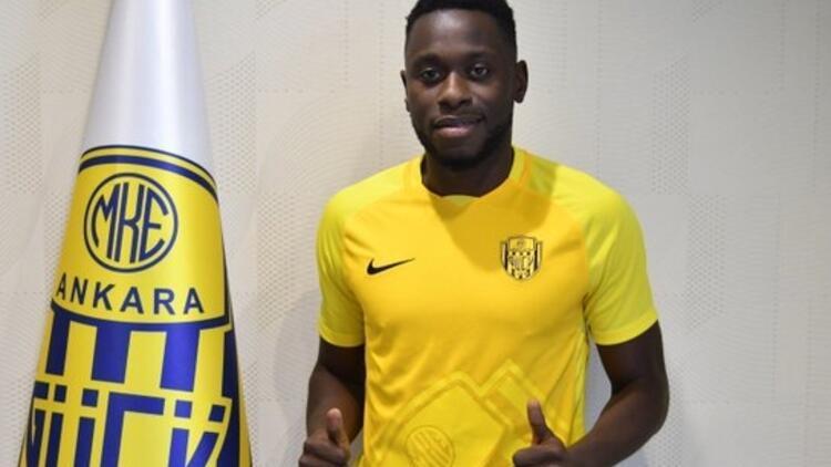 Ankaragücü, Moke ile 2 yıllık sözleşme imzaladı!