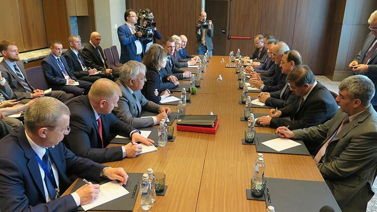 Suriye konulu 13. Garantörler Toplantısı 1-2 Ağustos'ta