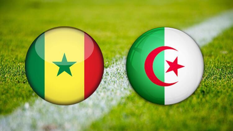 Senegal Cezayir maçı saat kaçta ve hangi kanalda? Afrika Kupası'nda geri sayım!