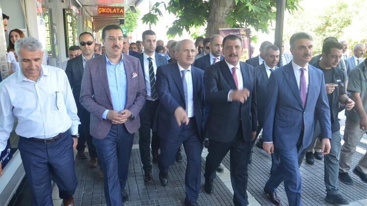 Bakan Turhan: Hızlı trenle yolcu ve yük taşımacılığı için projeler geliştiriyoruz