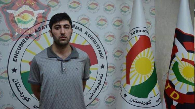 Son dakika... Erbil saldırganı terörist Mazlum Dağ yakalandı