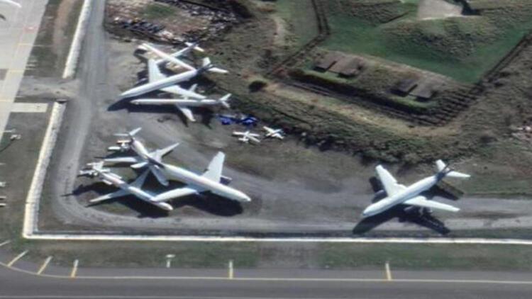 Resmi Gazete'de yayımlandı… Hurda uçaklara ne olacağı belli oldu!