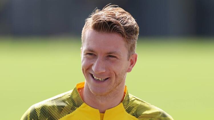 Almanya'da yılın futbolcusu Marco Reus seçildi!