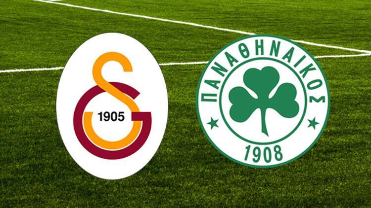 Galatasaray Panathinaikos hazırlık maçı ne zaman?