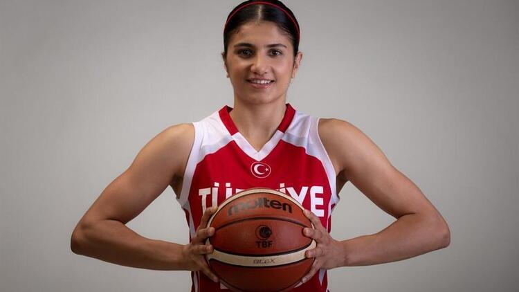 """Merve Aydın: """"Hedefim WNBA'de oynamak"""""""