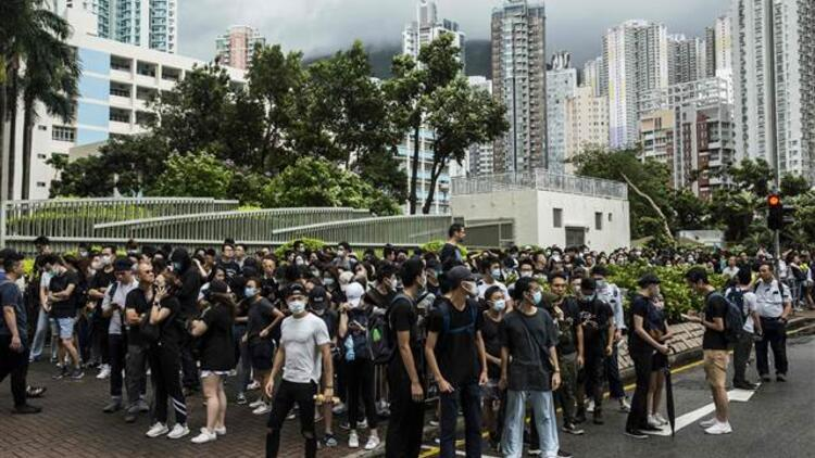 Hong Kong'daki protestolarda son gelişmeler