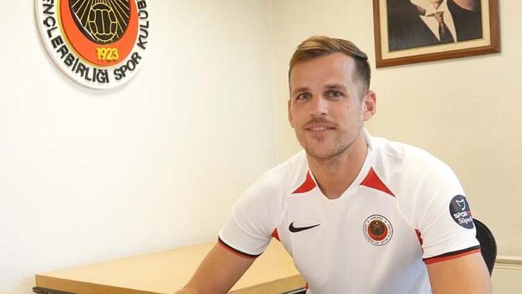 """Gençlerbirliği'nin yeni transferi Seuntjens:  """"Taraftarın önüne çıkacağım günü sabırsızlıkla bekliyorum"""""""