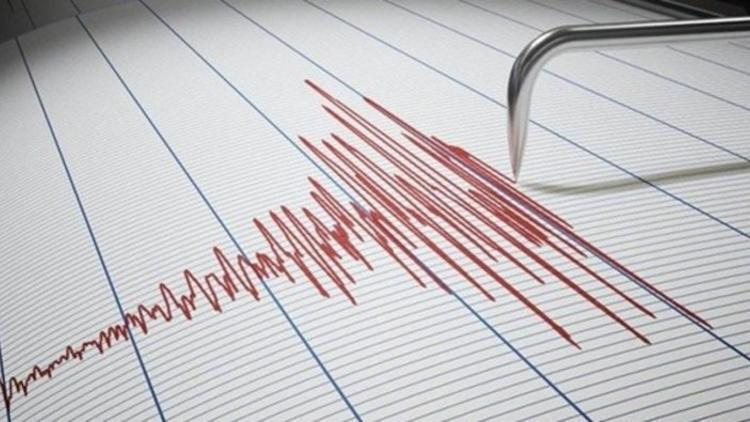 Son dakika: Çanakkale'de korkutan deprem!