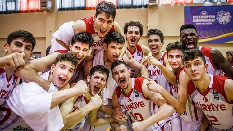 İtalya'yı deviren 18 Yaş Altı Milli Takımımız, çeyrek finalde!