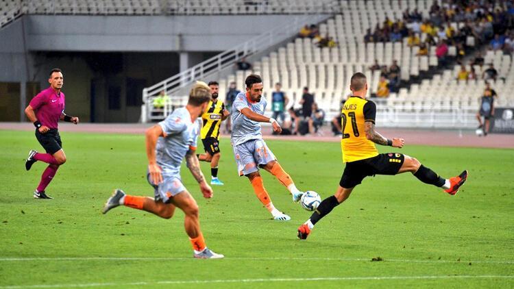 Başakşehir'in maçında gol sesi çıkmadı