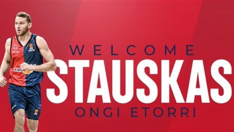 Baskonia Vitoria-Gasteiz, Nik Stauskas'ı kadrosuna kattı!   Transfer haberleri...