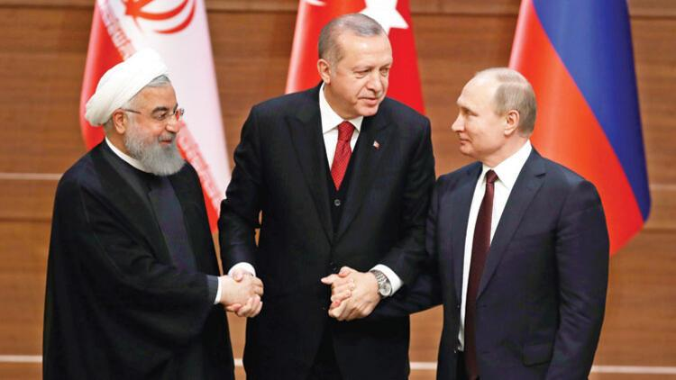 Astana üçlüsü Eylül'de buluşacak