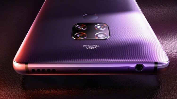 Huawei Mate 30 kamerasıyla dikkatleri üzerinde toplayacak