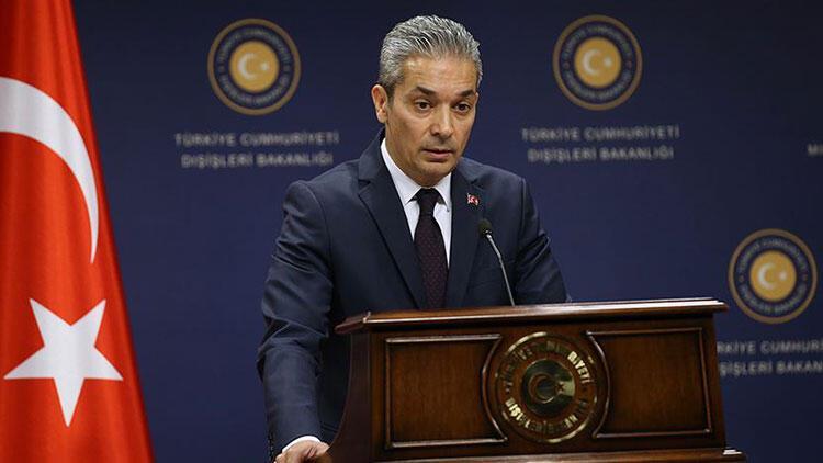 Son dakika... Dışişleri: ABD heyeti yarın Ankara'ya gelecek