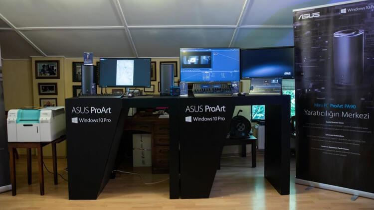 ASUS, ProArt serisinin yeni üyesi PA90'ı tanıttı