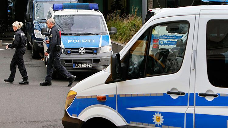 Son dakika... Frankfurt'ta tren istasyonunda polis operasyonu