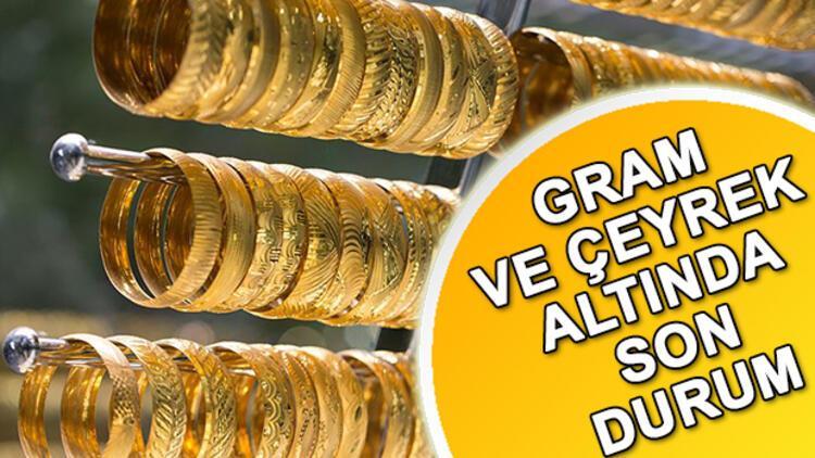 Altın fiyatları haftayı nasıl kapattı? 2 Ağustos Kapalıçarşı altın fiyatları