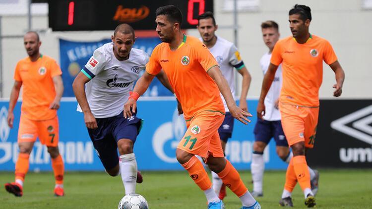 Alanyaspor - Schalke: 0-2
