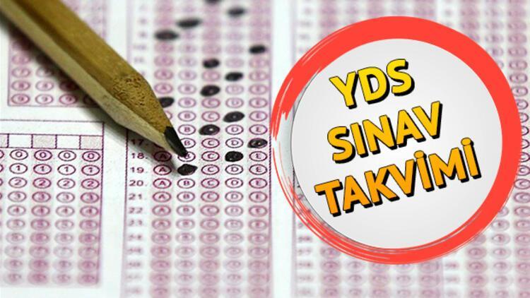 YDS sınavı ne zaman yapılacak? YDS/2 geç başvuruları nasıl yapılır?