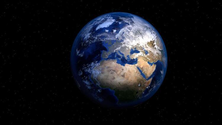 Dünya çekirdeği 2,5 milyar yıldır yeryüzüne sızıntı yapıyor