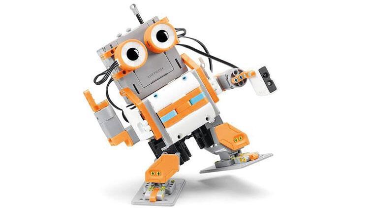 Robot öğretmenler