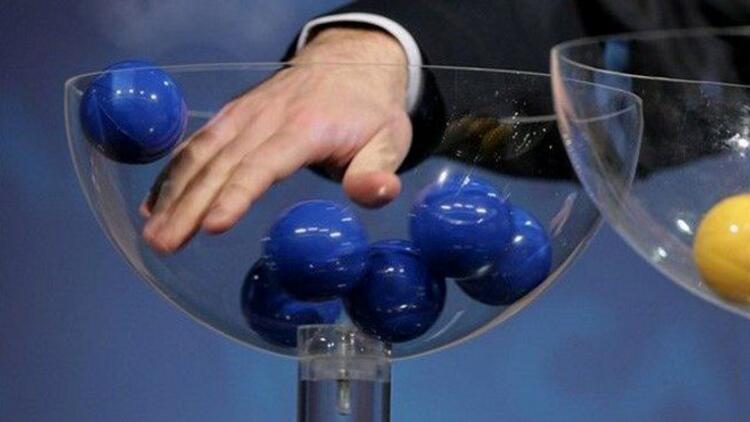 Avrupa kupalarında muhtemel rakipler yarın belli oluyor!