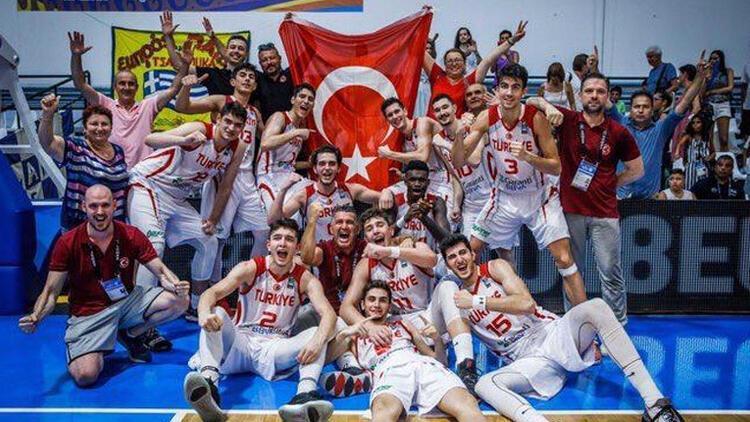 Türkiye-İspanya Finali TRT Spor Ekranlarında