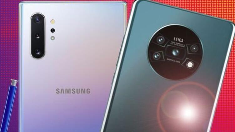 Huawei Mate 30 Pro mu Samsung Galaxy Note 10 mu?
